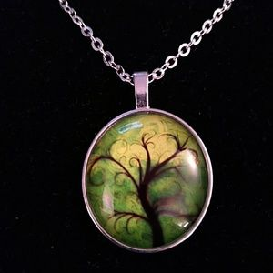 Jewelry - NEW - Necklace -  tree